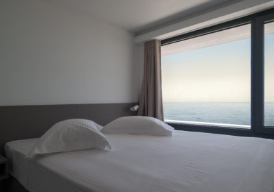 Olympos Suites - Maisonette with Sea View