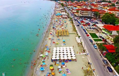 Olympos suites Leptokaria beach